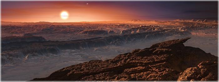 Pode haver vida no exoplaneta proxima b?