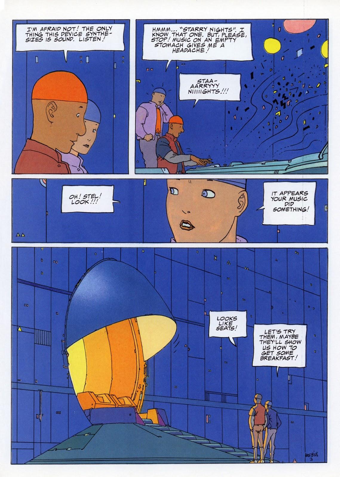 alien explorations blogger