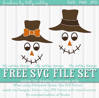free cut file set