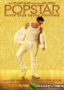 Capa do Filme Popstar: Nunca Desista de Nunca Desistir