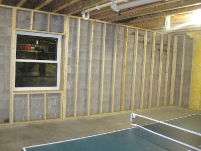 building on love: spray foam insulation