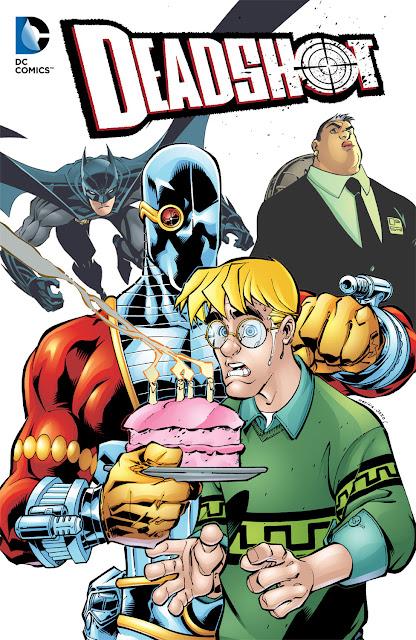 dc comics deadshot