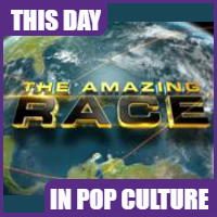 """The Amazing Race"" premiered on September 5, 2001."