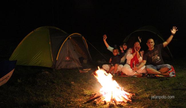 lokasi camping di bandung