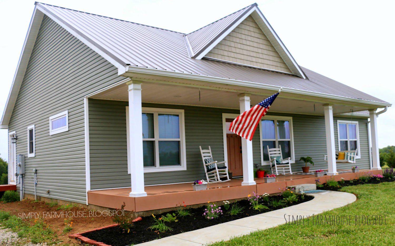 Simply Farmhouse: Simply Farmhouse ~ House Plan