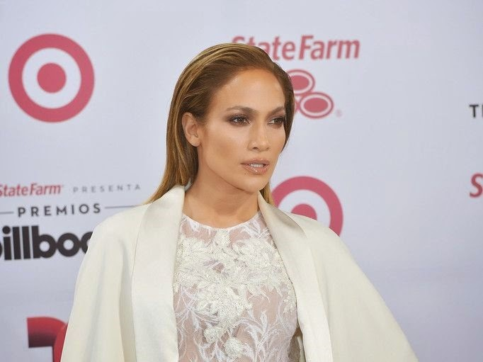Jennifer Lopez at 2015 Billboard Latin Music Awards in Miami
