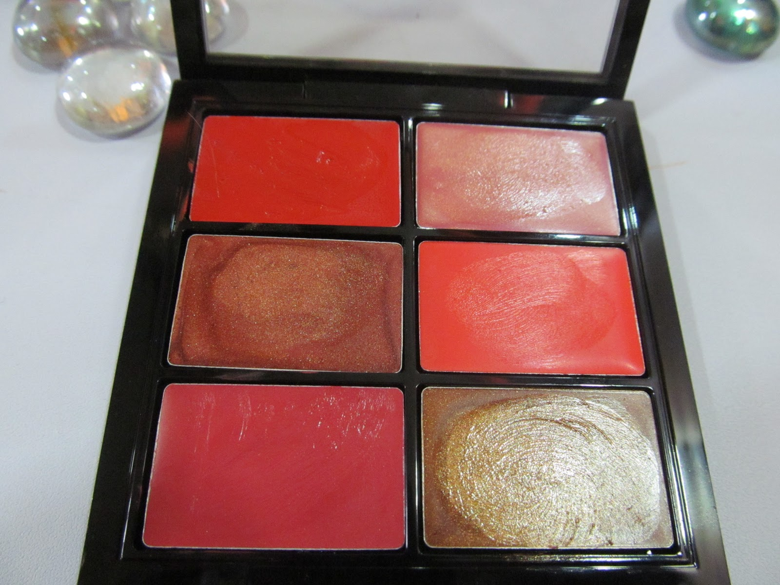 Pro Lip Palette - Editorial Oranges by MAC #22