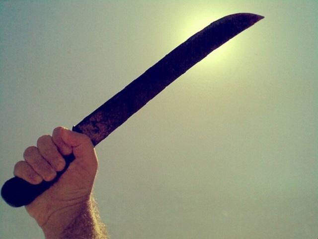 Homem é preso após quebrar a porta e ameaçar vizinho com um facão em Ouricuri – PE