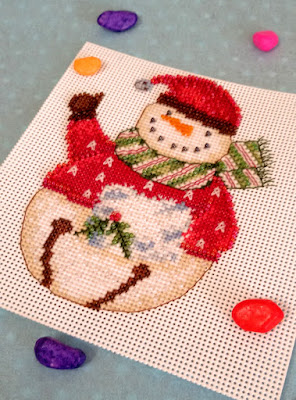 милл хилл, снеговик, новогодняя игрушка