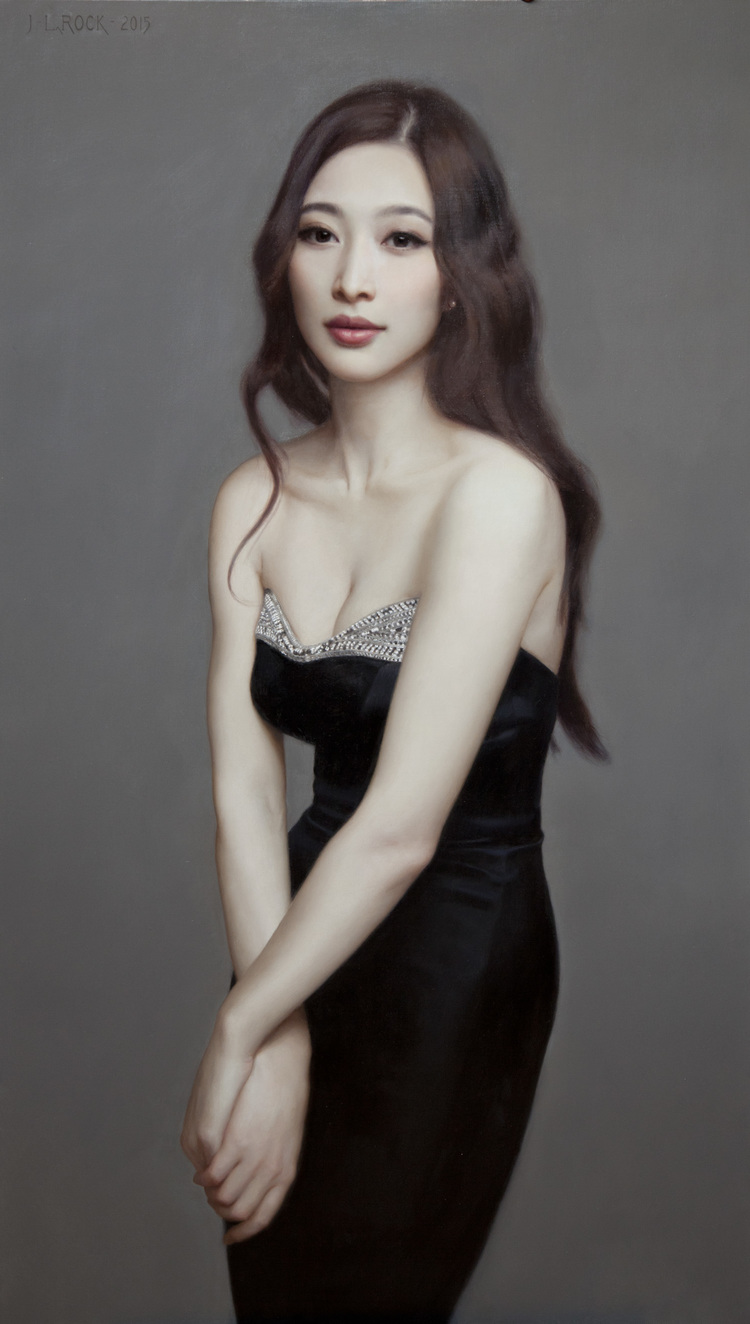 Portrait and Figurative Paintings by Joshua LaRock