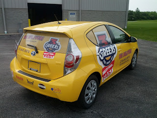 Digital Graphic Solutions | Vehicle Graphics Wrap