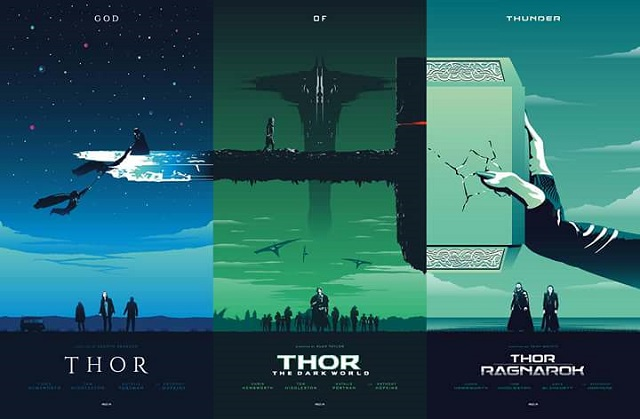 Thor Trilogy (1,2,3) Bluray Dual Audio 480p 720p 1080p Full Movie Download