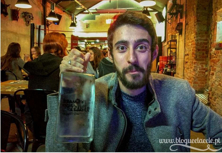 eu não bebo + álcool + bebidas alcoólicas + pedro + blogue português de casal + ela e ele + ele e ela + partilha de testemunho de vida + ser diferente da sociedade