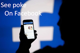 How To See Your Pokes On Facebook 2018