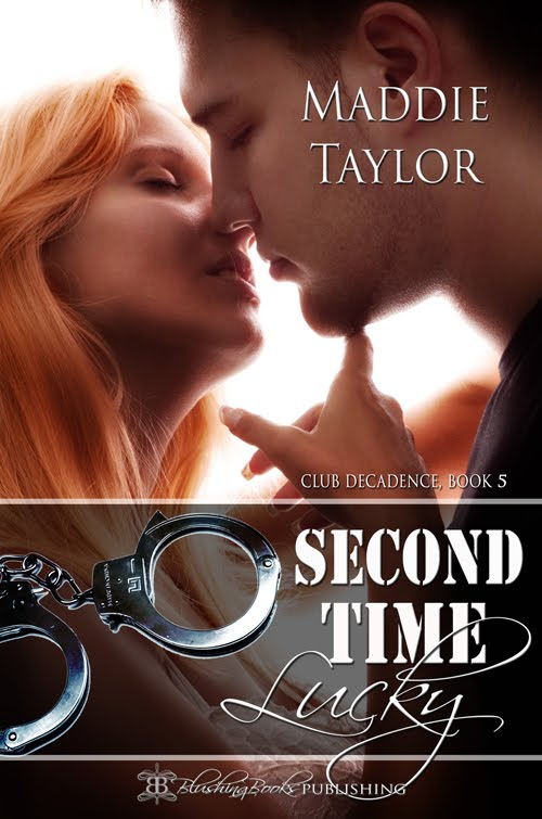 Second Time Lucky, Club Decadence Book 5