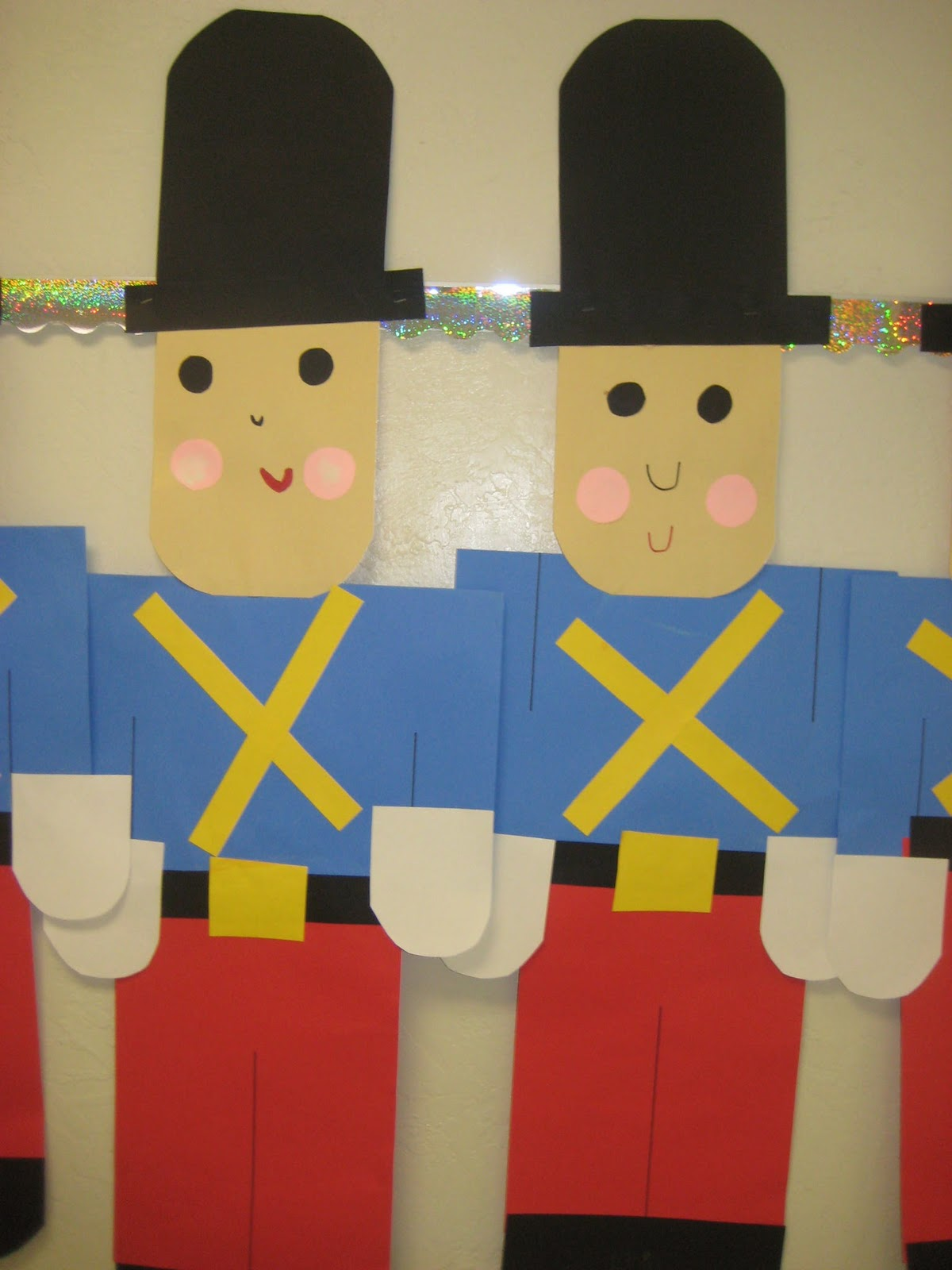 kindergarten smiles  almost winter break