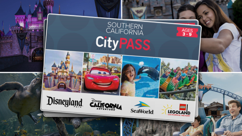 Combo de Ingressos do CityPass do Sul da Califórnia