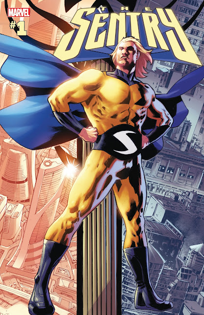 marvel, sentry, jeff lemire