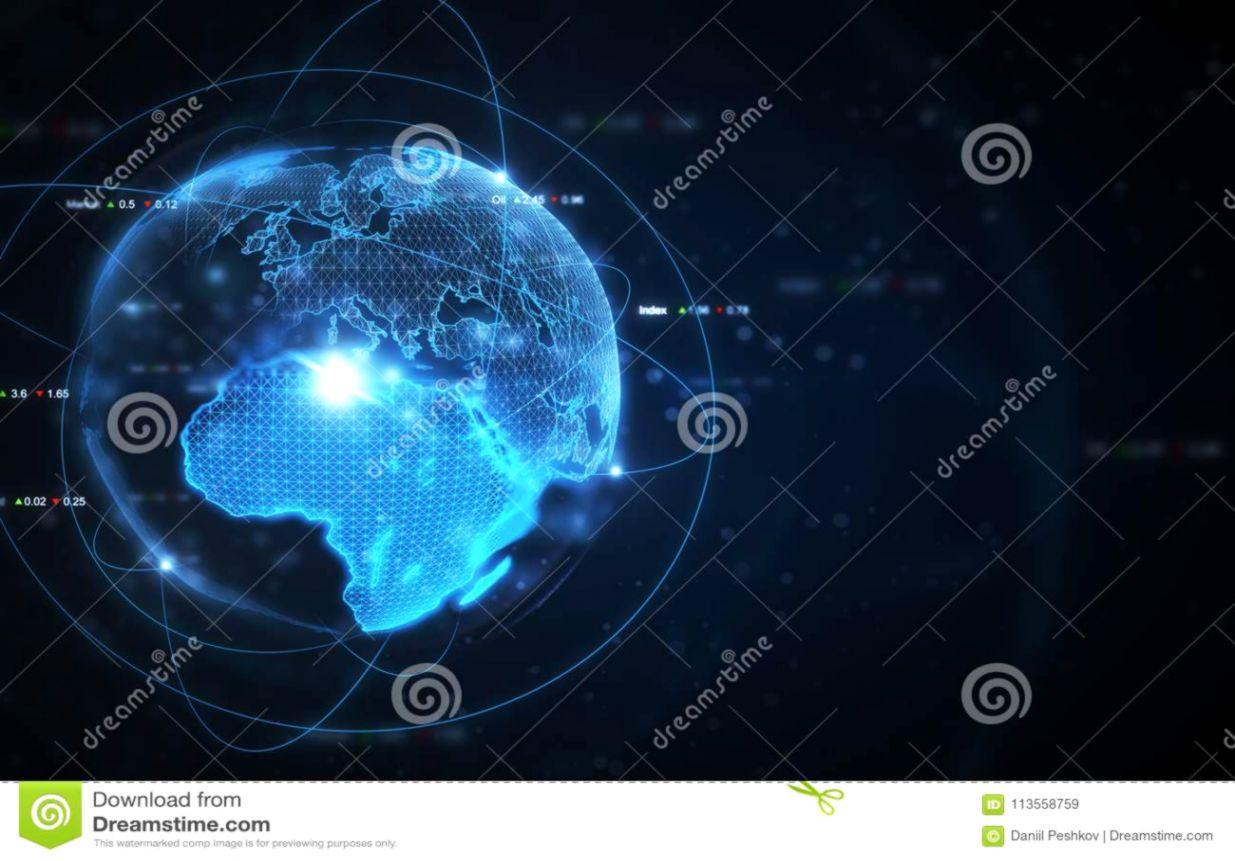Creative Digital Art 3d World Map Globe Wallpaper Like