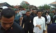 Presiden Jokowi Berkunjung ke Batang