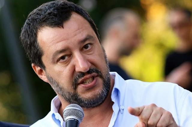 Σαλβίνι κατά ΕΕ: Έχει προδώσει τις βασικές της αξίες