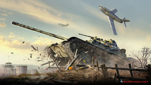 World of Tanks Gameplay Screenshot 4