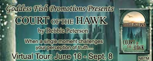 Court of the Hawk Book Tour
