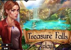Play Free Treasure Falls Hidden Object Games