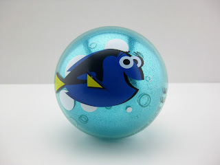disney store finding dory bouncy ball