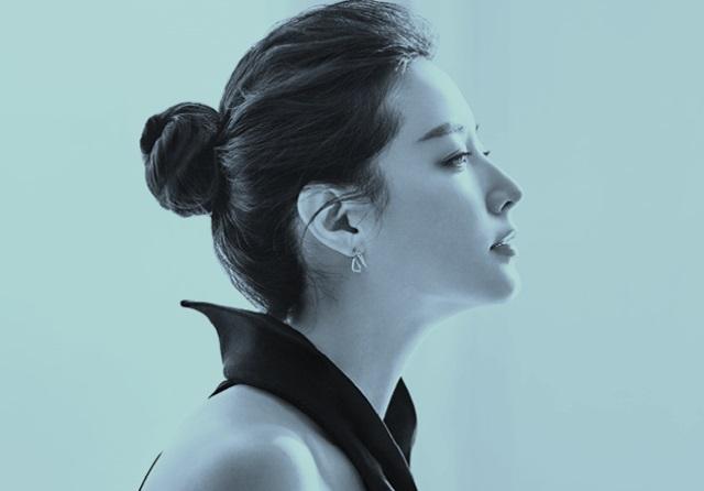Model Rambut Ala Lee Young Ae
