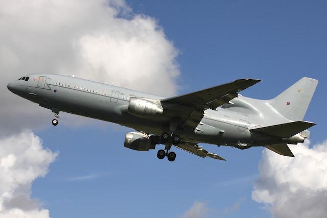 Lockheed Martin L-1011 Tristar of Royal Air Force