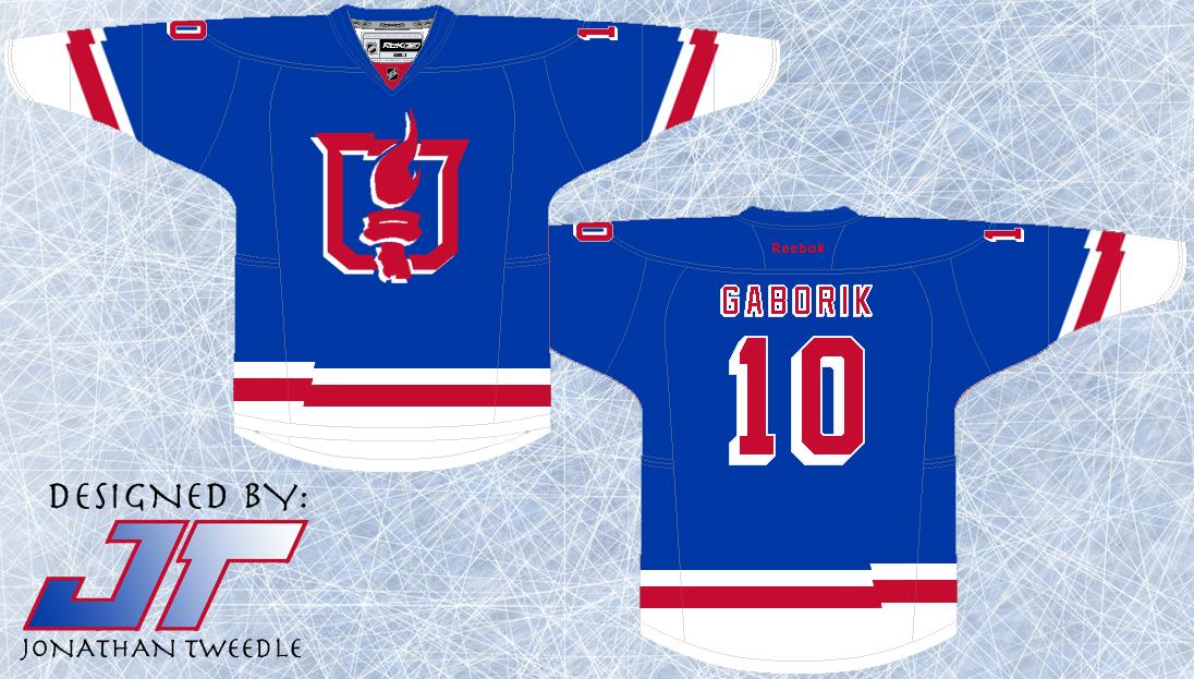 Tweedle s Jersey Blog  Rebrand Series  Rangers 3rds 364516de5