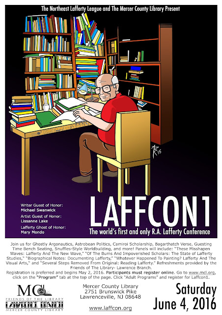 RA Lafferty, LAFFCON