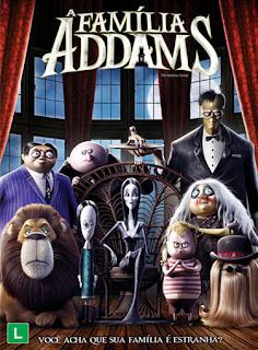 A Família Addams (2019) - BDRip Dual Áudio