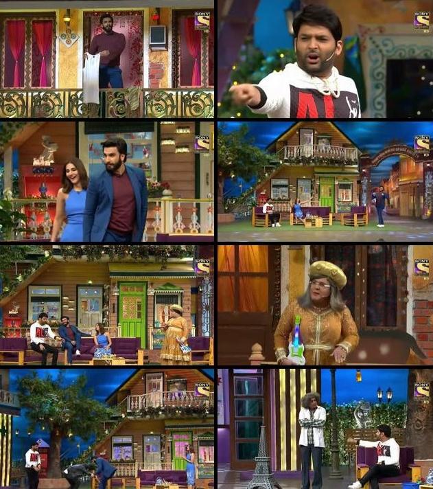 The Kapil Sharma Show 27 November 2016 HDTV 480p