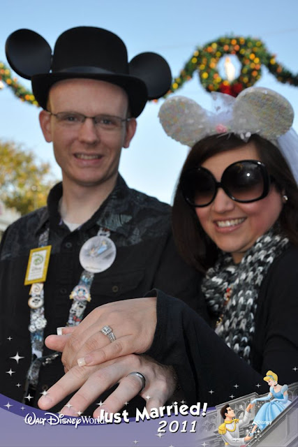 Guest Post - Amber and Thomas' Pixie Dusted Honeymoon at Walt Disney World