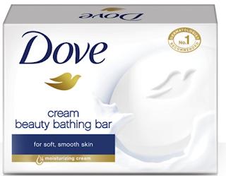 Dove Cream Beauty Bar
