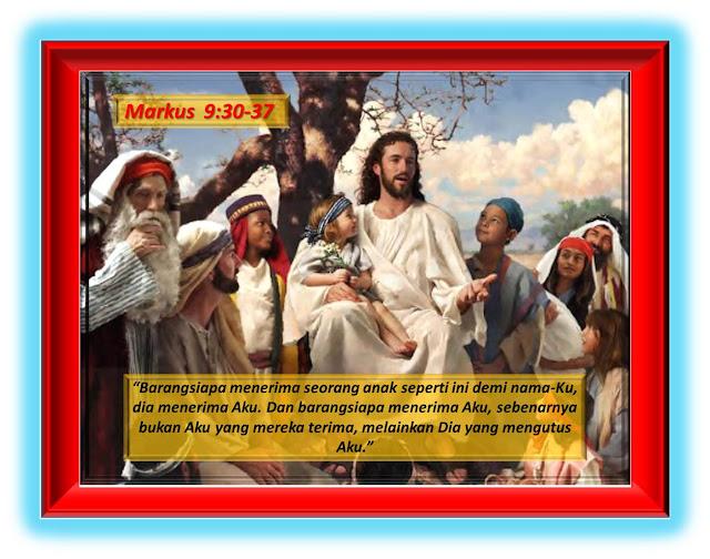 Markus 9:30-37