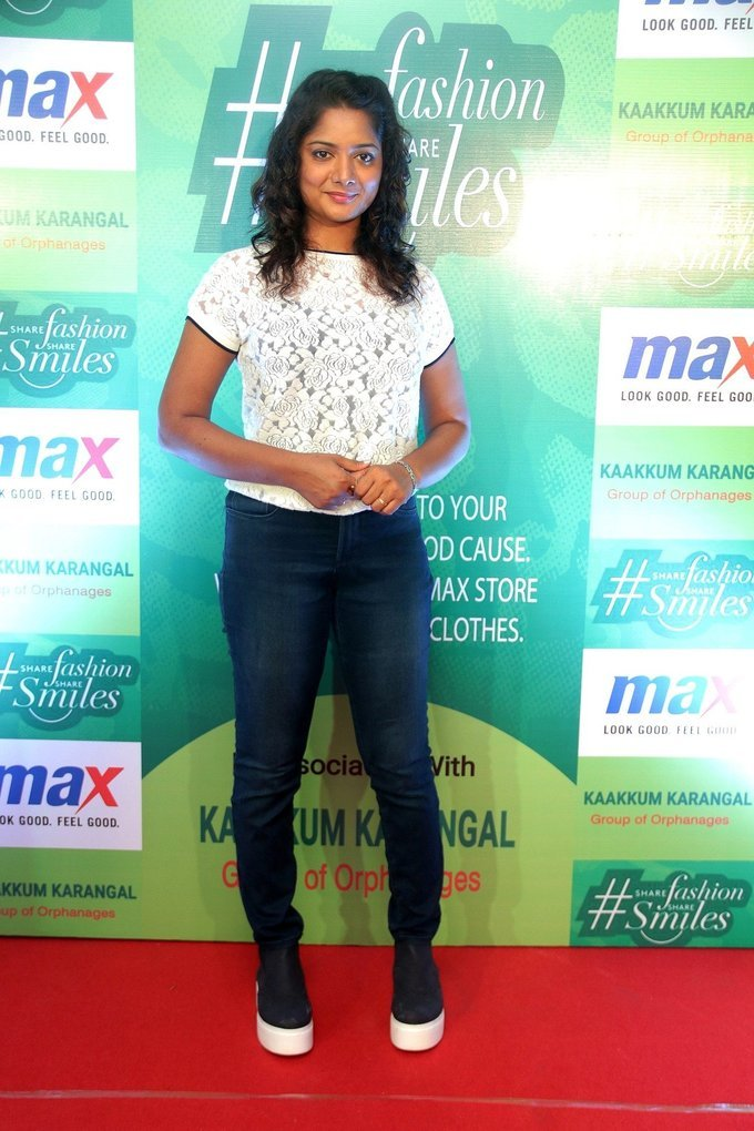 Madhumila Graced the World Environment Day Celebration at Max Store