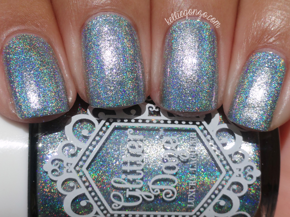GlitterDaze Crescent