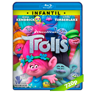Trolls (2016) BRRip 720p Audio Dual Latino-Ingles