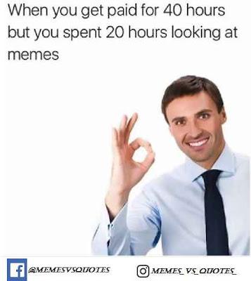 Work meme