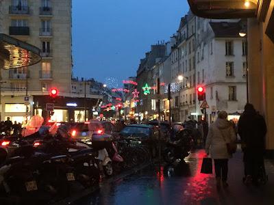 パリ クリスマス