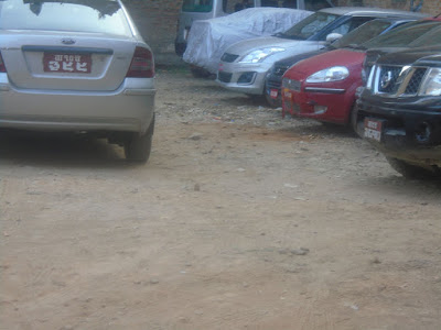 Rental Car in Nepal for tours