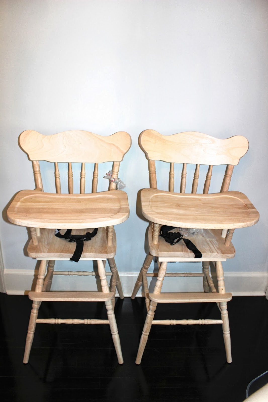 Our Londry Room: High Chairs!