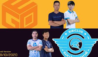 2vs2 Random - Hồng Anh, Chipboy vs. BiBi, TMT - 19/10/2020