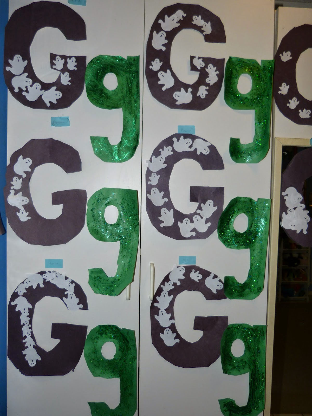 Fun activities and ideas for teaching the letter G to preschool and kindergarten students