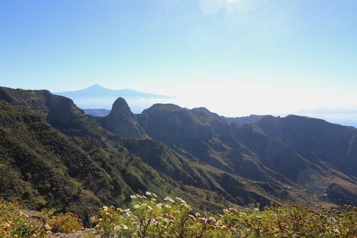 Roque Agando & Teide