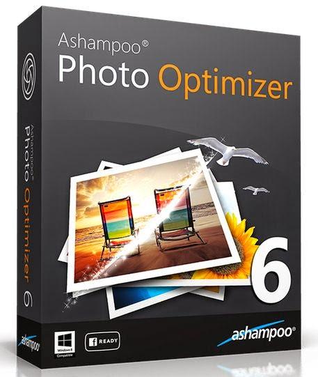 Ashampoo Photo Optimizer 6.0.8 + Free