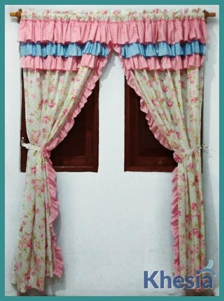 gorden pintu dan jendela